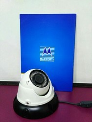 Wide Angle 2 MP Hikvision Dome Camera for Indoor Use