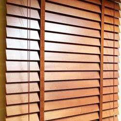 Home Wood Venetian Blinds