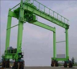 RTG Crane Repairing Services
