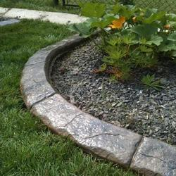 Cement Outdoor Curbing