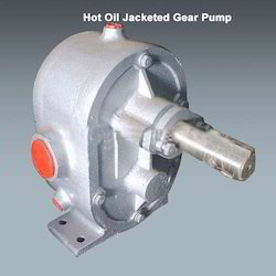 Hot Oil Jacketed Gear Pump