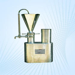 Horizontal Colloid Mill