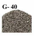 G-40 Steel Grit
