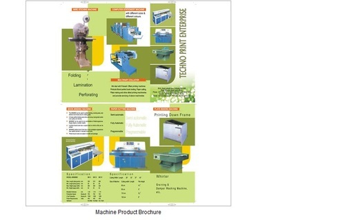 Printed Brochure  Pharmaceutical Brochure Manufacturer From Kolkata