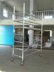 Single Width Aluminium Scaffolding