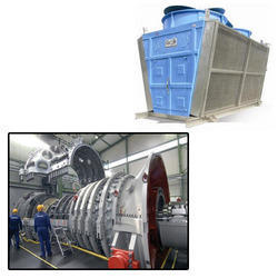 Dry Cooling Tower for Gas Generators
