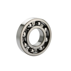 Single Row Chrome Steel NSK Ball Bearing, Size: 20-80 Mm Dia