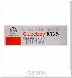 Glucobay Medicines