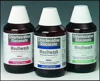 Chlorhexidine Gluconate Oral Rinse