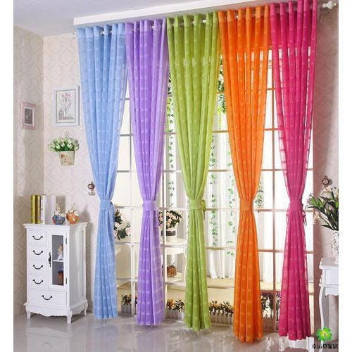 Designer Window Curtains Parda