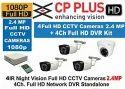 Cp Plus 2 Mp Full Hd CCTV Camera 20 Mtr