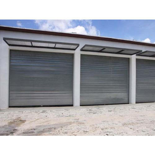 Exterior Rolling Shutter at Rs 6500 /5 feet   Exterior Rolling ...