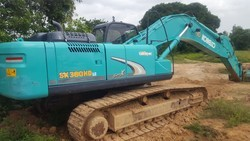 Kobelco Digger SK220XDLC, Maximum Operating Weight: 22800 Kg