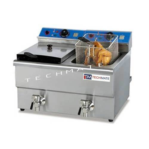 Gas Deep Fryer at Rs 24500 /unit | Commercial Gas Fryers ...