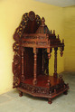 Decorative Bell Puja Mandapam