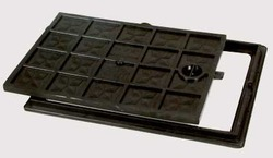 Rectangular Plastic Manhole Cover
