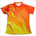 Custom Sublimation High Quality Sports T-shirt