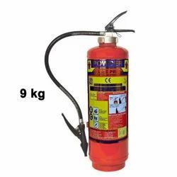 9 Kg Cartridge Type Dry Powder Fire Extinguishers