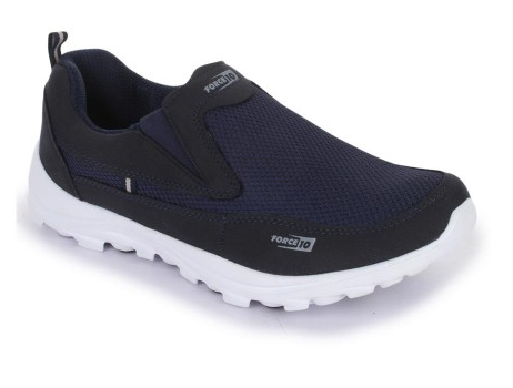 Blue Non Lacing Shoes, मेन स्पोर्ट शूज