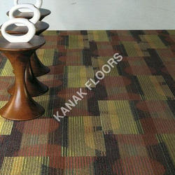 Shaw Carpet Tiles With PVC Glass Cloth