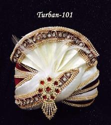 Designer Wedding Turban