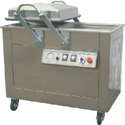 Vacuum Packaging Machine - Double Chamber-VPS-VP-600-DC/4E