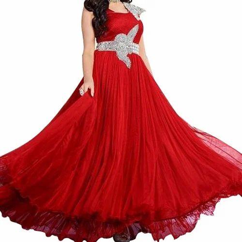 Ladies Fancy Gown Ladies Gown Suit Ladies Ka Gown Women Gown