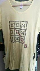 Ladies Pocket T Shirt