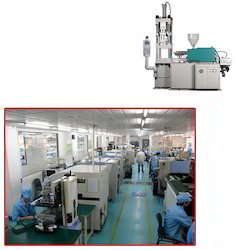 Insert Moulding Machine for Electronic Industry