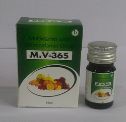 Multivitamin Mecobalamin Drops