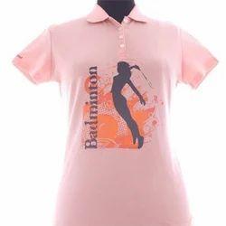 Light Pink Sport T-Shirt
