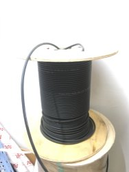 Voltage: 220-440v Black RR Kabel Power  Cable, Packaging Type: Roll, Temperature Range: -45 To + 120 Degree Celsius
