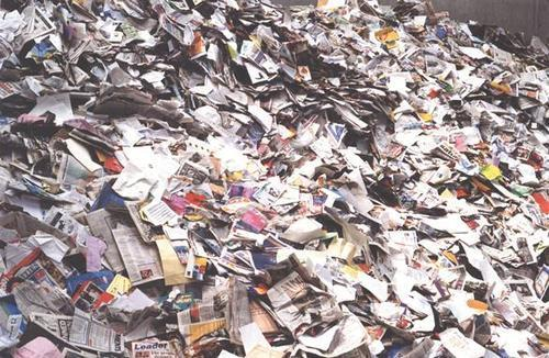 Waste Paper - Waste Paper (DSOCC) Wholesale Trader from Kochi