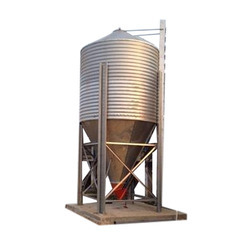 Stainless Steel Feed Silo