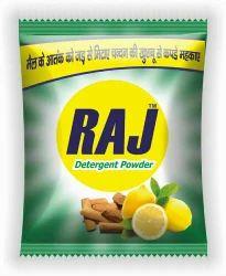 Raj detergent powder