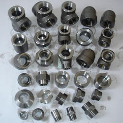 Cu Nickel Forged Fittings