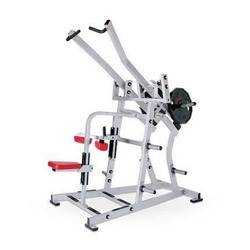 Hammer Plate Lat Pulldown Lateral Machine, for Gym