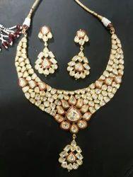 Impressive Kundan Jewellery