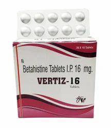 Betahistine Hydrochloride Tablets