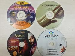 CD & DVD Duplication Services