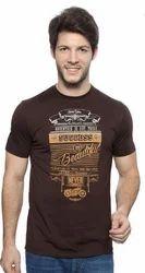Mens Brown T Shirt