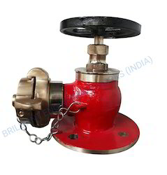Right Angle Hydrant Valve