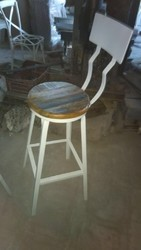 Mild Steel Bar Stool