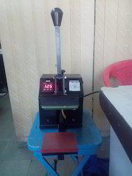 Label Pressing Machine