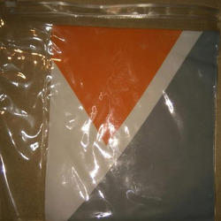 Plain Transparent PVC Zipper Bag, Thickness: 40 - 100 microns