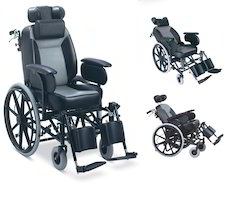 CP Wheel Chair With High Comfort