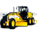 10 Feet Motor Graders Rental Services