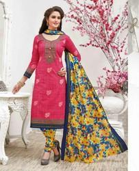 Multi Cotton Bansiwala Soft Salwar