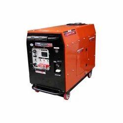 GE-3P-4000DS Portable Diesel Silent Generator