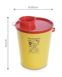 Sharp Disposable Container